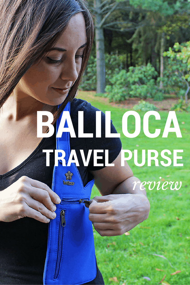 Baliloca Travel Purse Review: Why you might want to ditch the money belt for good!