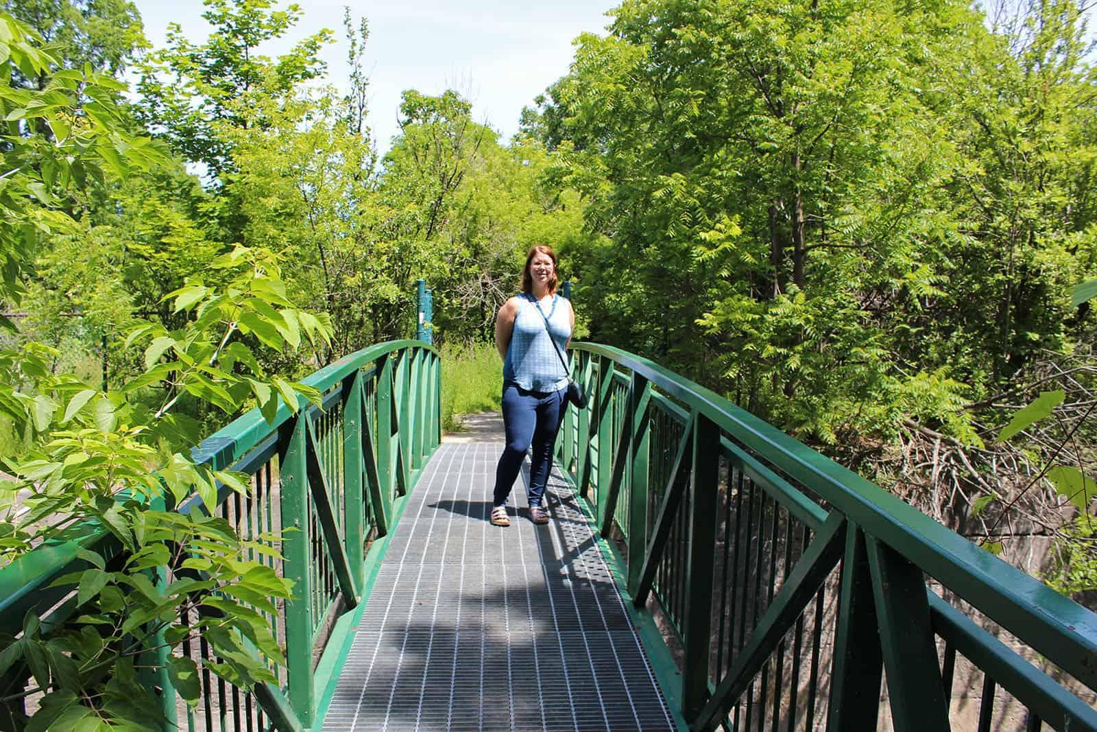 Bruce Trail Hike - St. Catharines