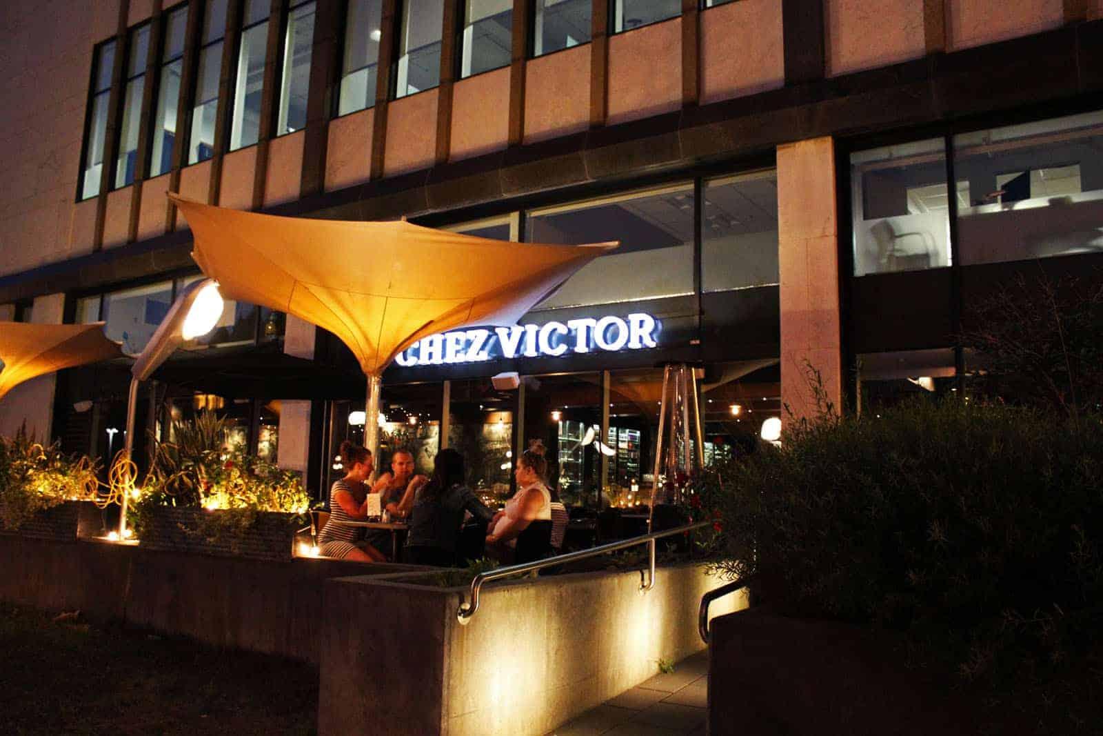 chez victor  gourmet burgers in quebec city