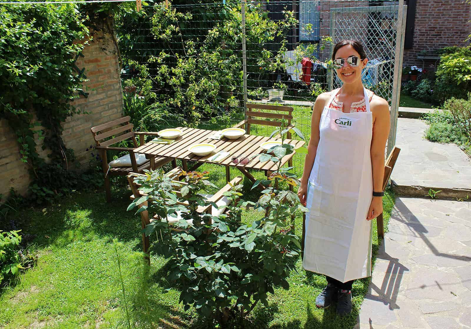Vegan Cooking Class in Italy with I Love Ferrara