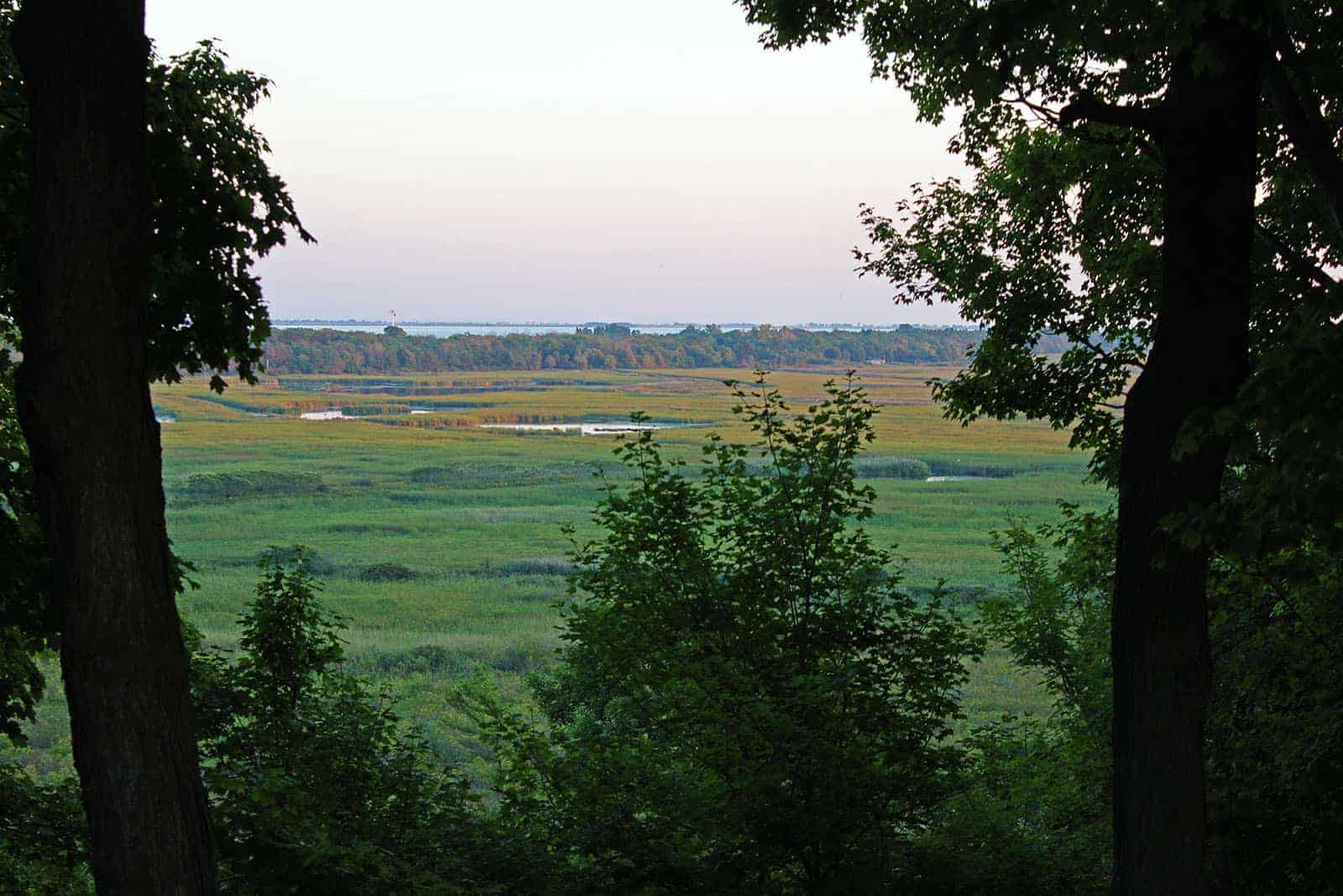 Luxury Glamping at Long Point Eco Adventures