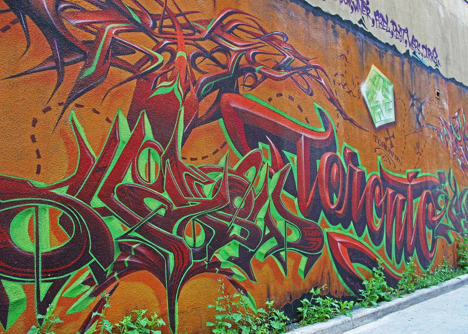 Graffiti Tour Toronto - Street Art in Toronto