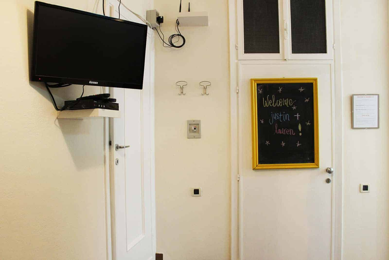 Where to stay in Cinque Terre: Gramsci 31 apartment in Riomaggiore