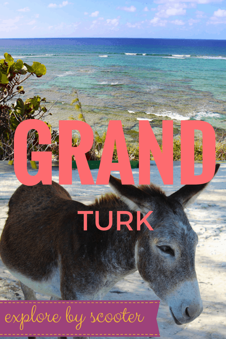 Riding Scooters in Grand Turk: The Best Way To See The Island (Turks and Caicos)