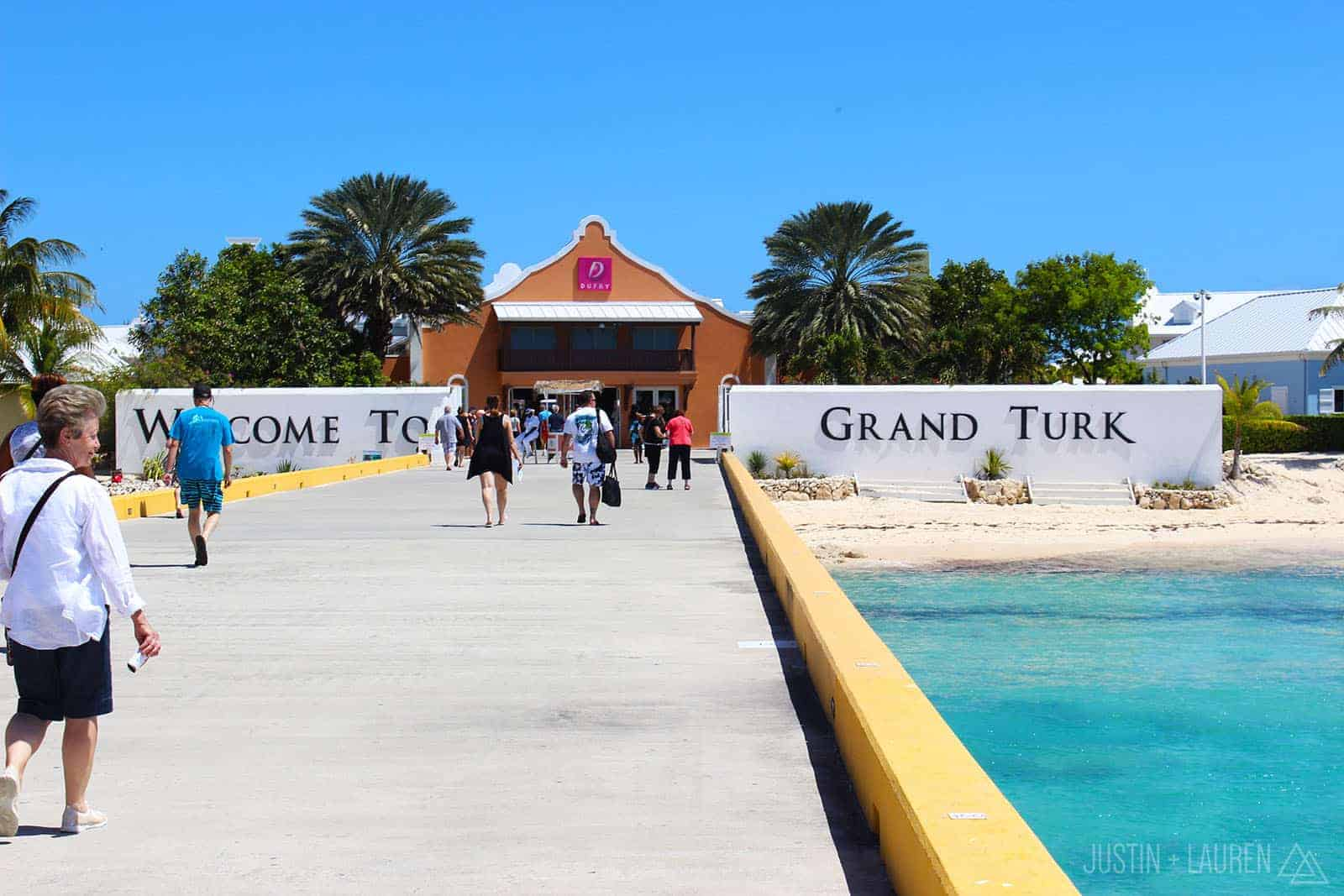 Grand Turk, Caribbean Princess cruise port
