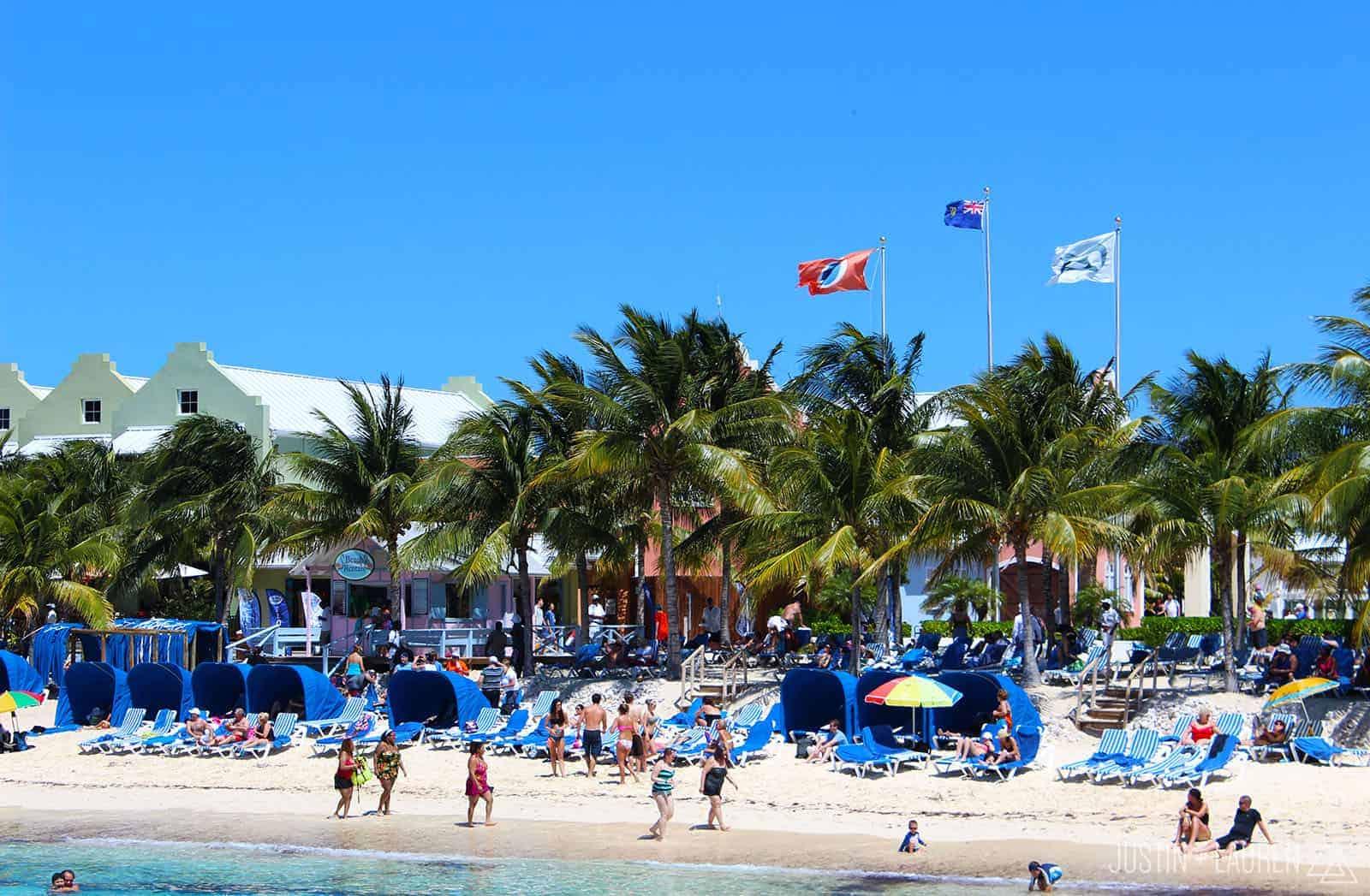Grand Turk - Beach Right By Cruise Pier