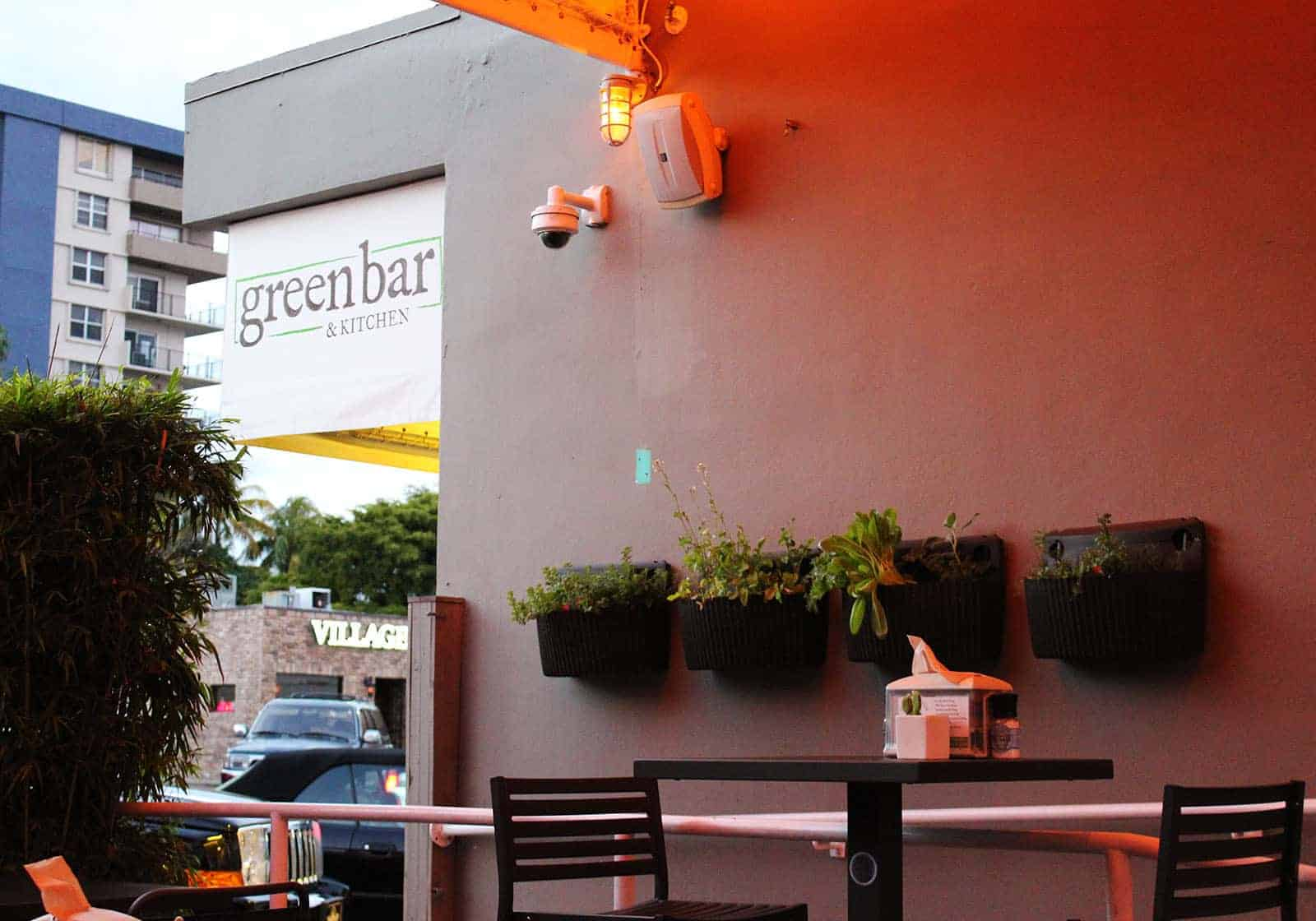 Green Bar And Kitchen Fort Lauderdale Vegan Restaurant