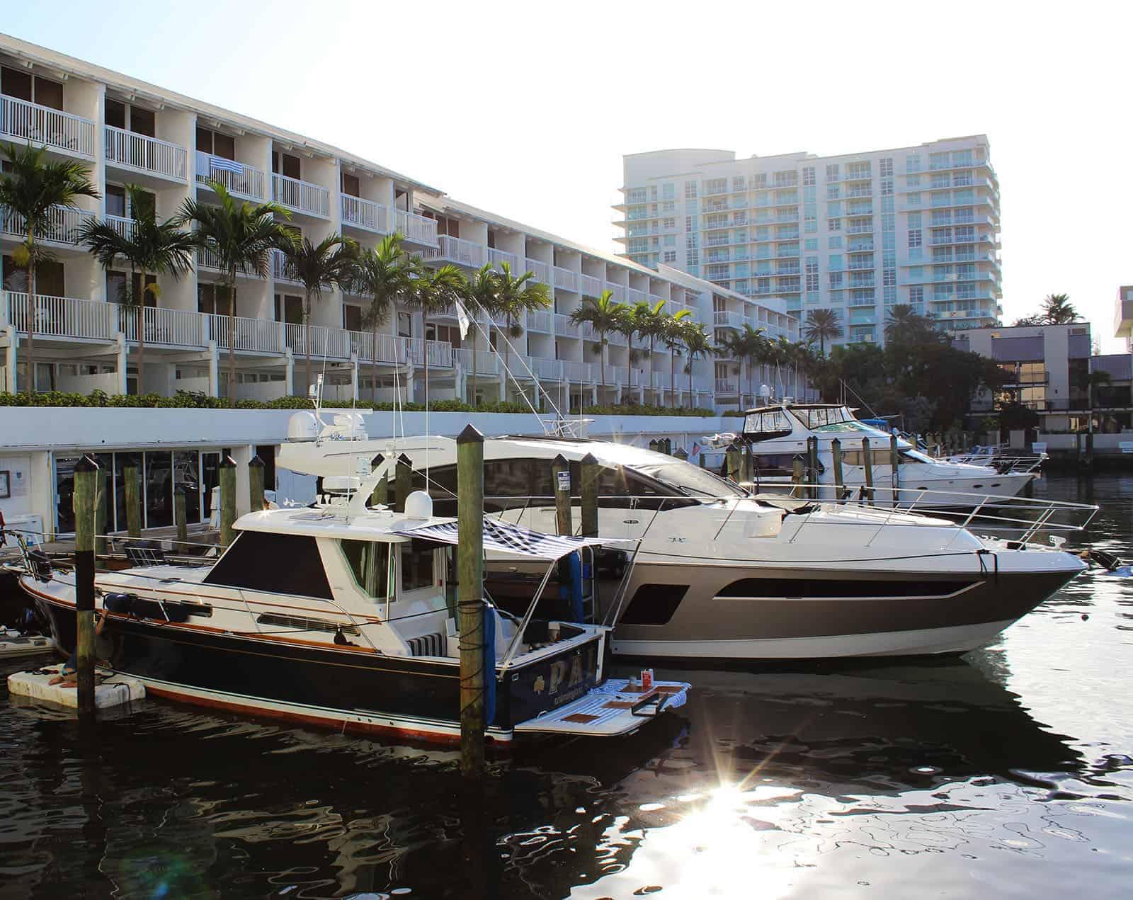 Hilton Fort Lauderdale Marina Hotel