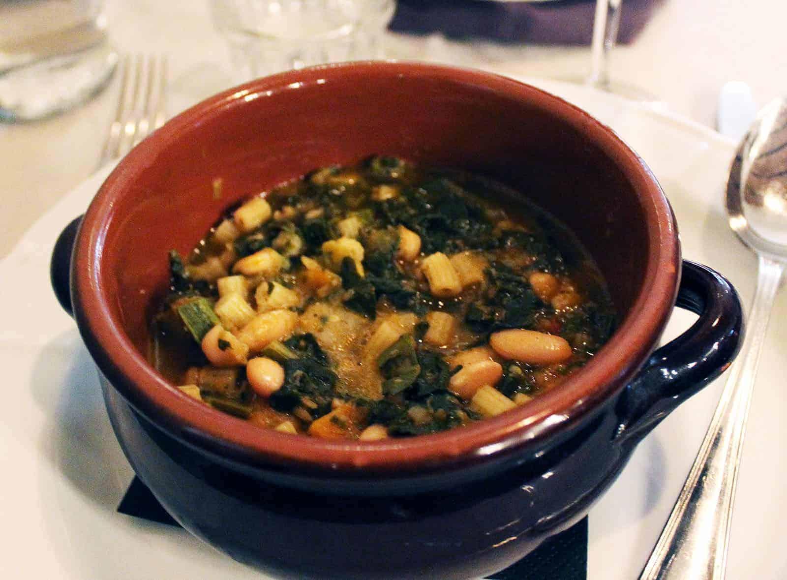Authentic Tuscan cuisine gone vegan at Konnubio Florence