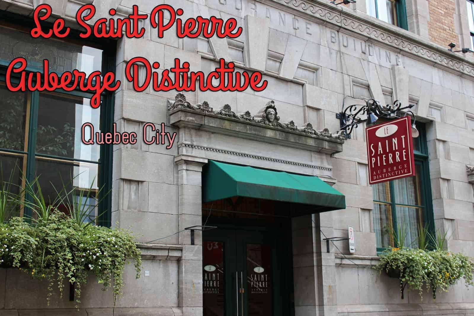 Hotel Review  Le Saint