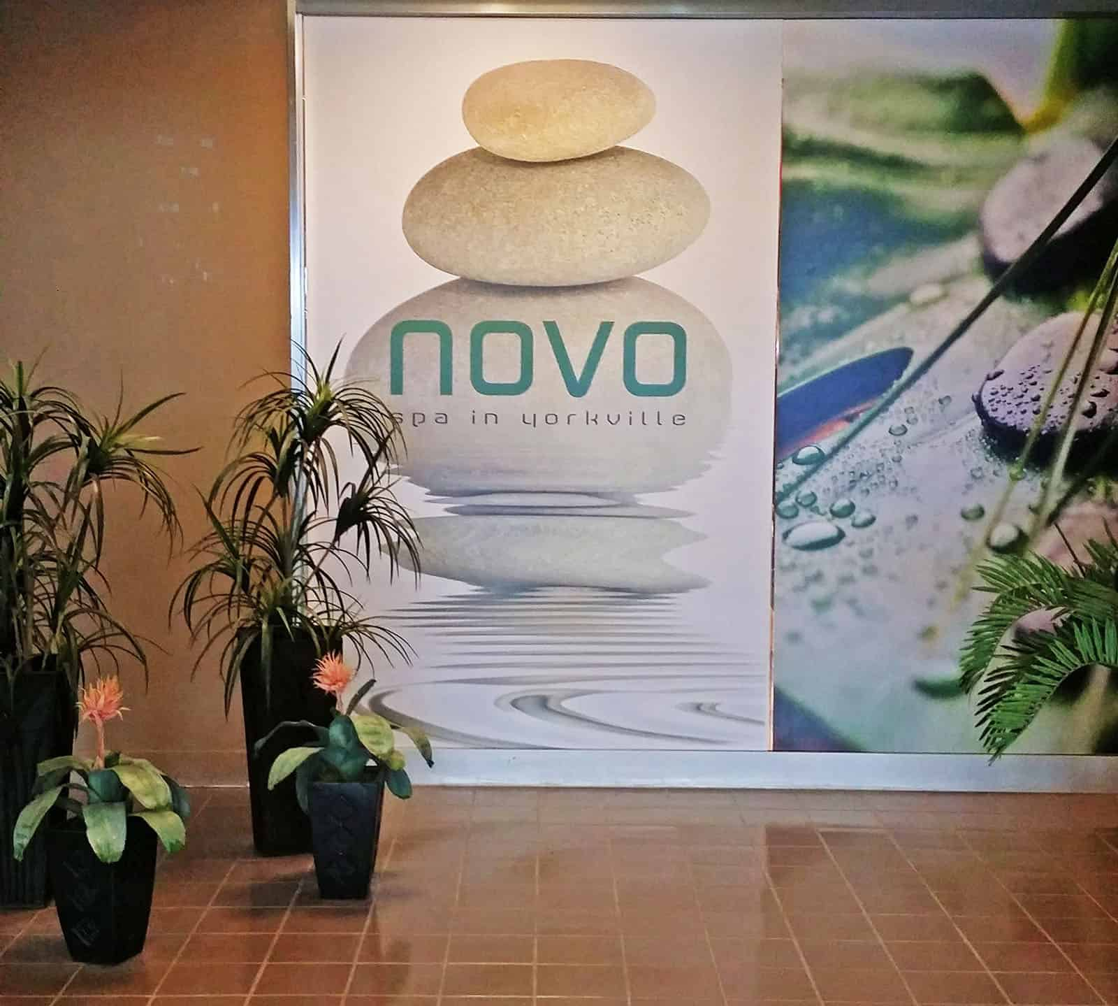 Breakaway Experiences and Novo Spa