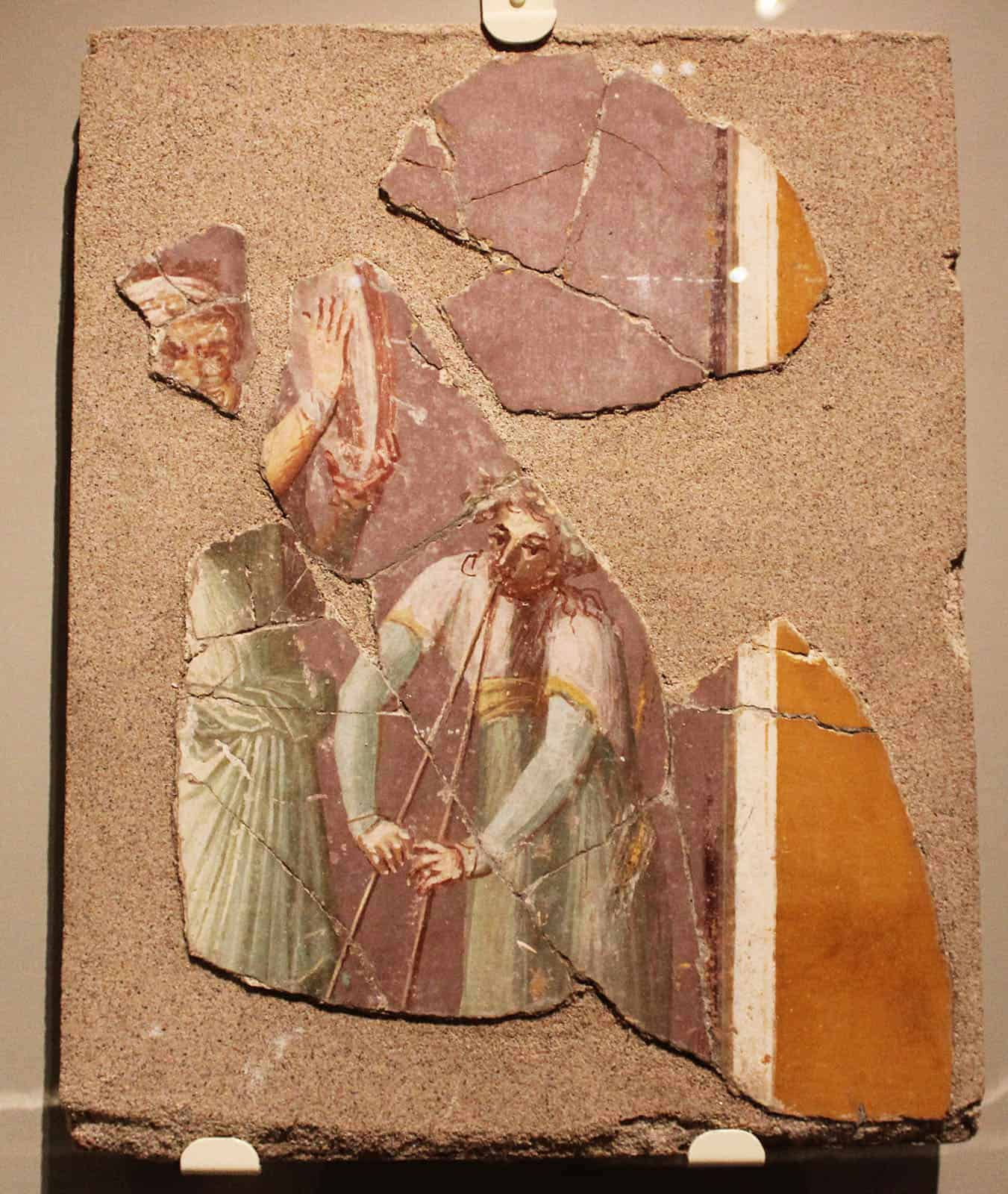 Pompeii Exhibition at the ROM in Toronto