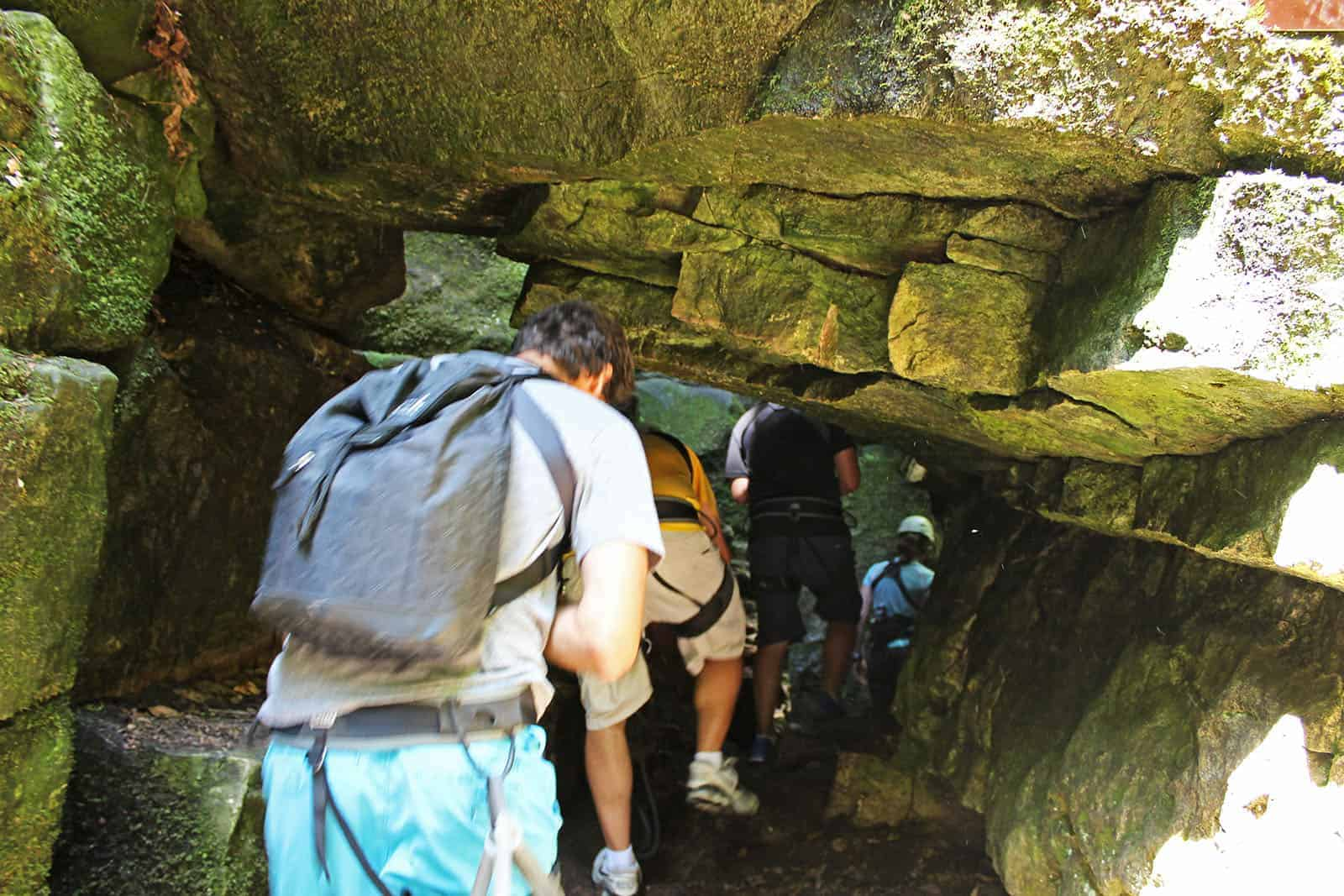 Scenic Caves Eco Adventure Tour