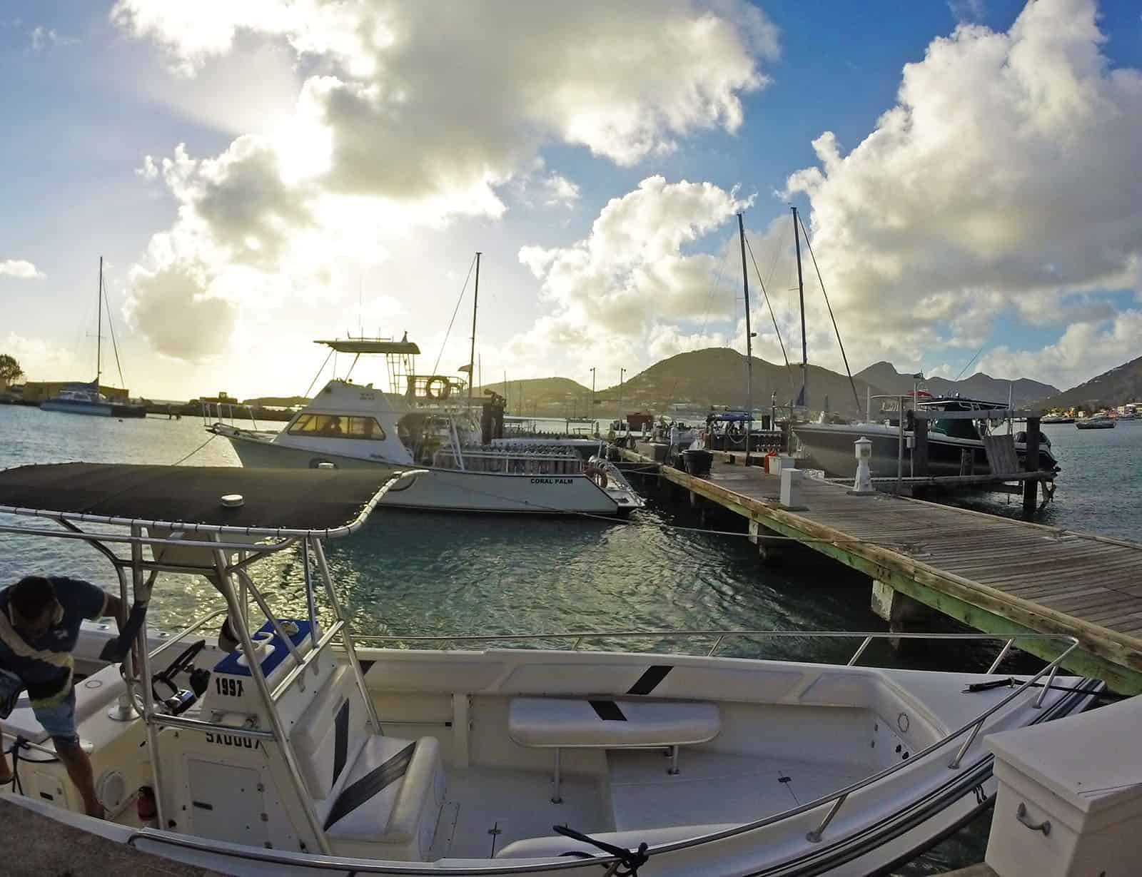 St Maarten Snorkel and Boat Tour with Soualiga Destinations