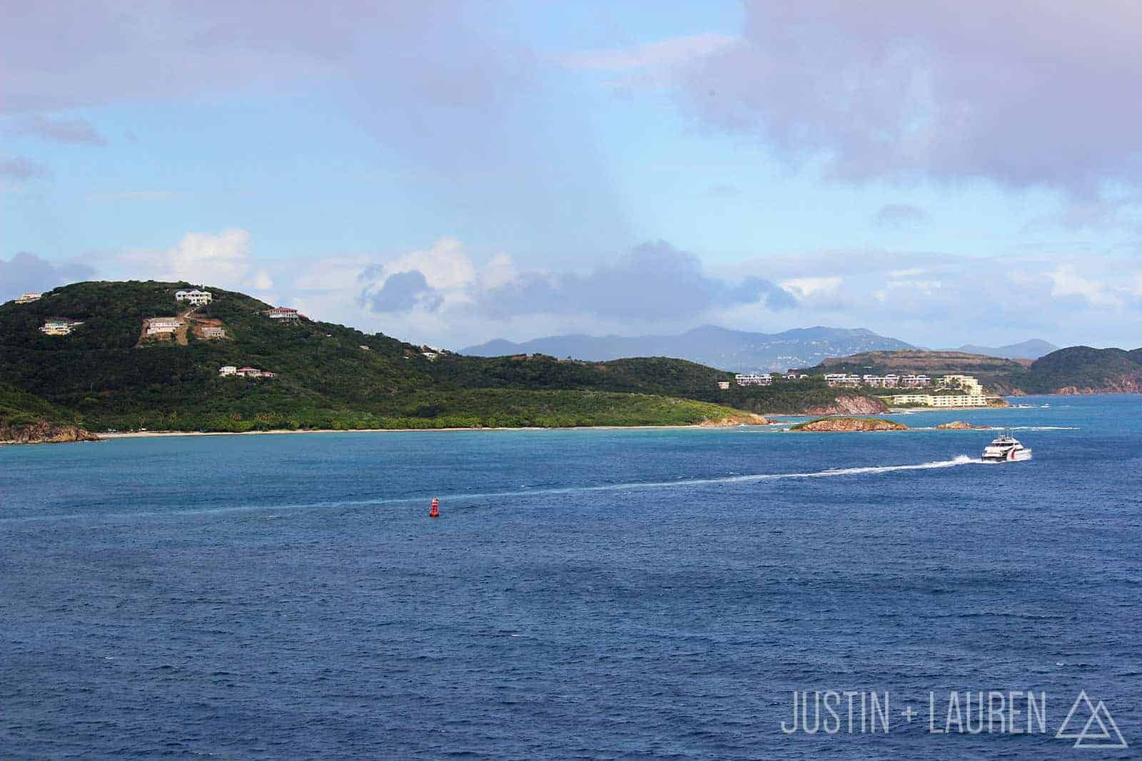 24 Stunning Photos of St. Thomas from the Ocean