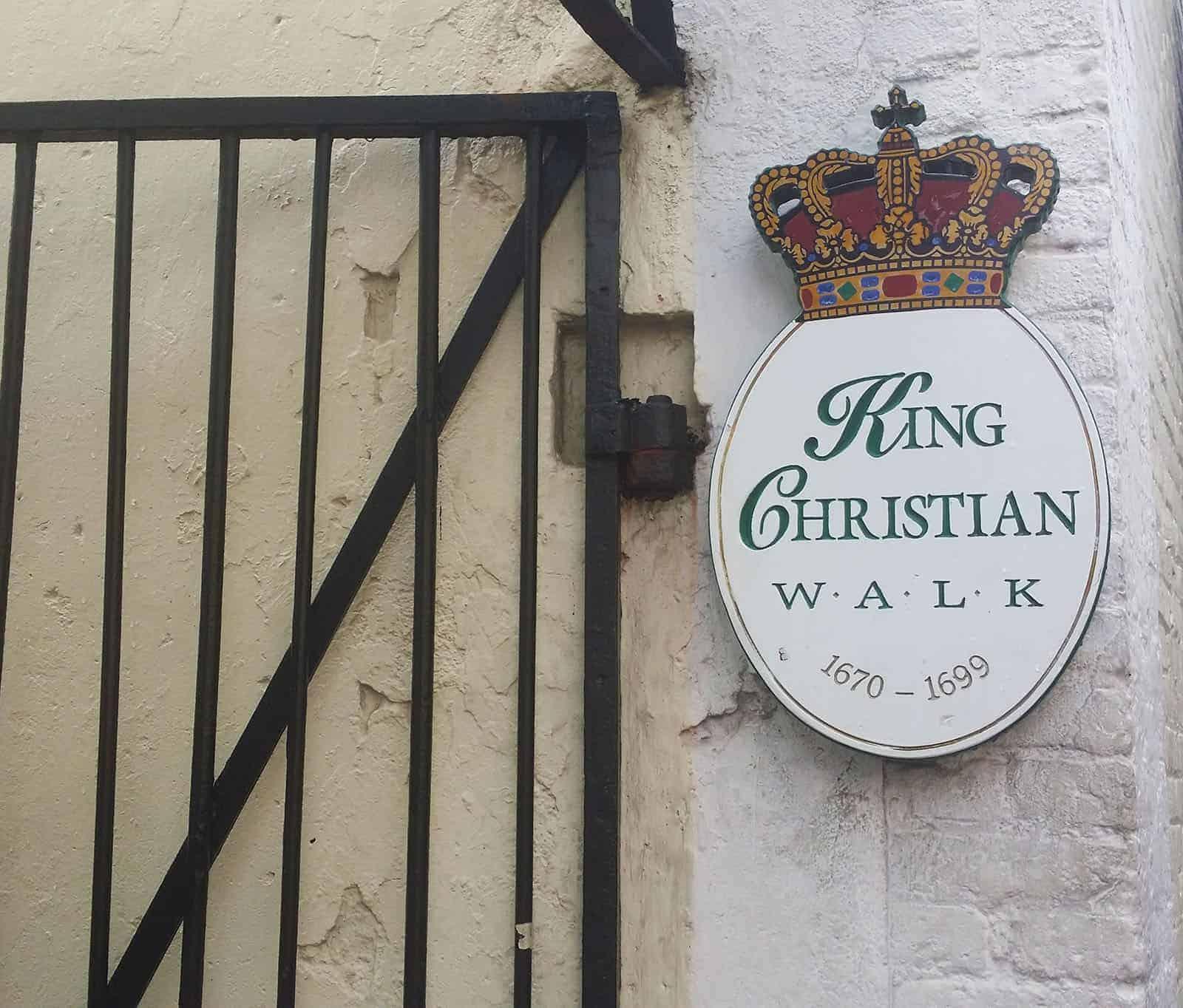 King Christian Walk, Charlotte Amalie, St. Thomas