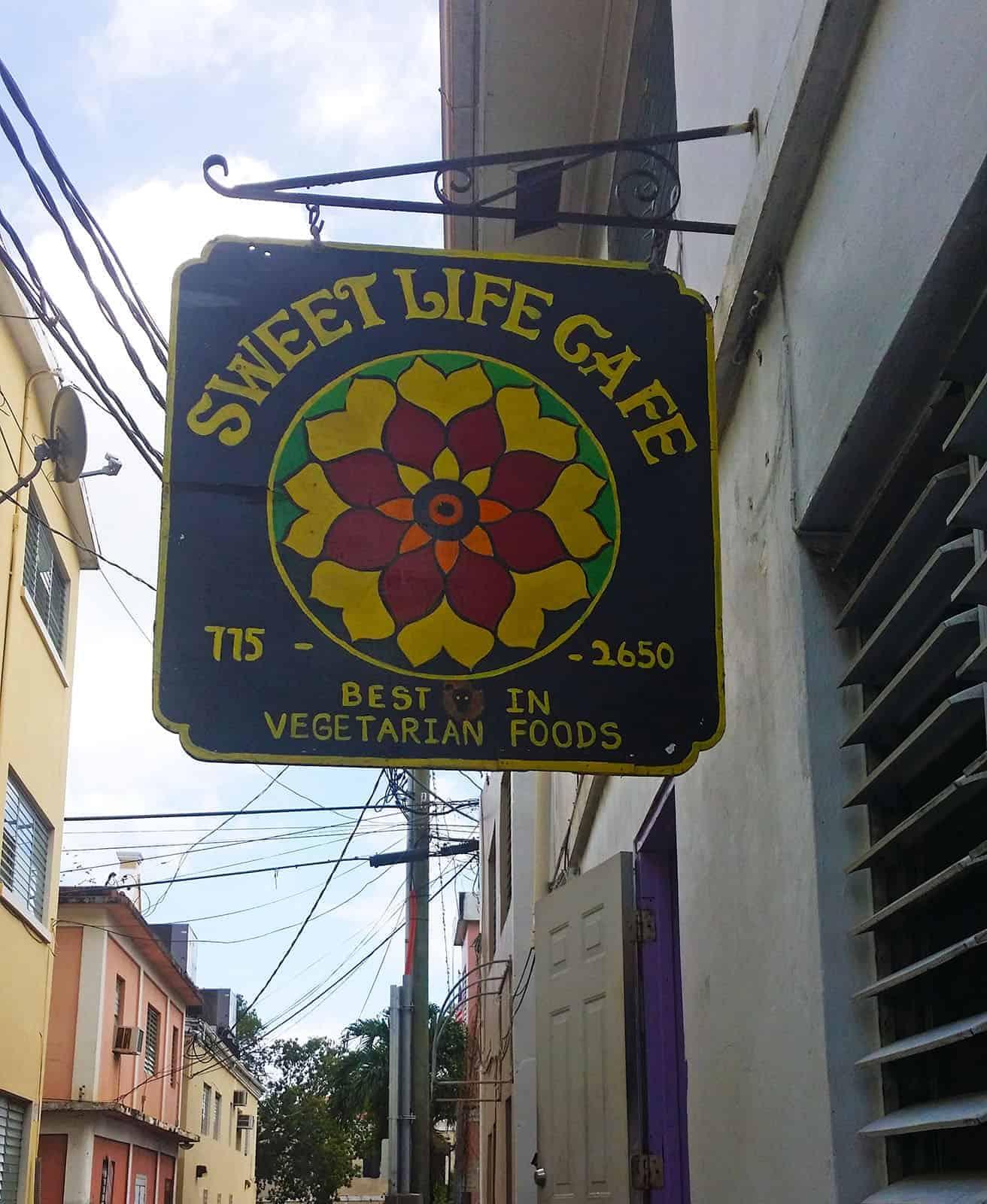 Sweet Life Cafe, St Thomas