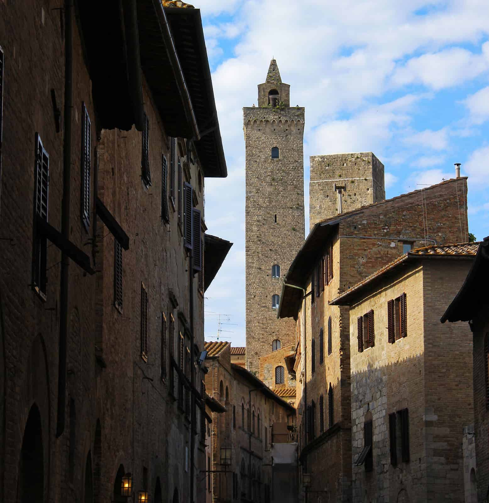 Tour of Tuscany with Florencetown: San Gimignano
