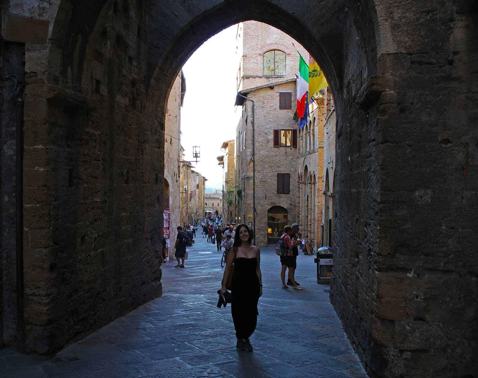 Tour of Tuscany with Florencetown: San Gimignano