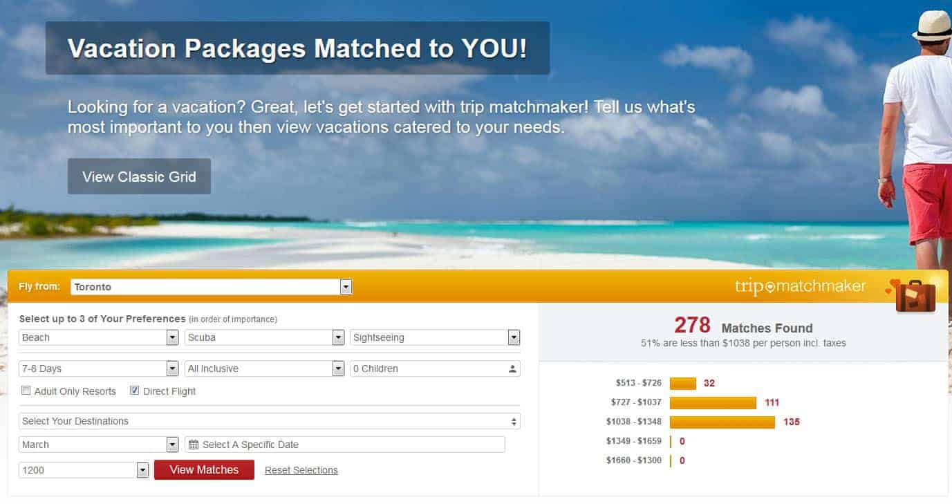 How Tripcentral Makes Booking Vacation Packages Easy
