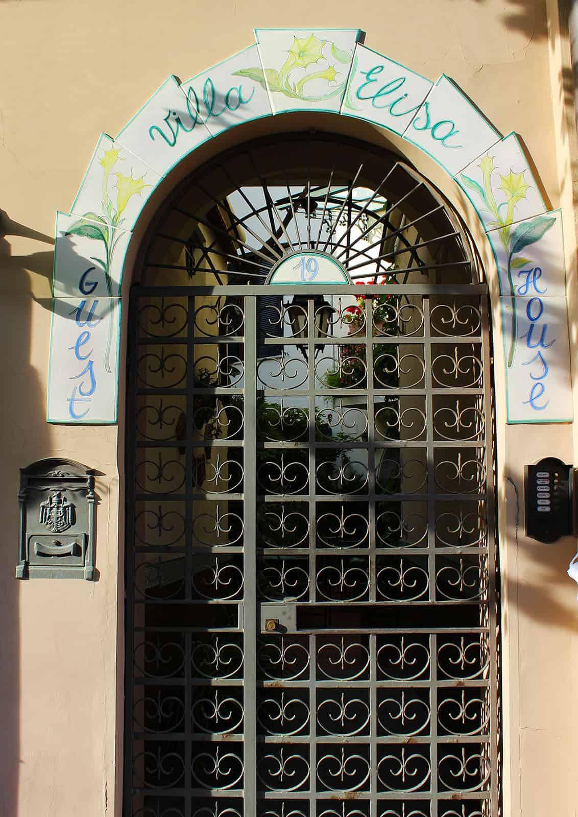 Villa Elisa Sorrento