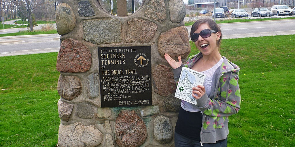 Bruce Trail Hike 1: Niagara Falls