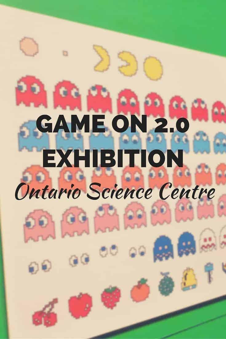 Game On 2.0 Exhibition - Ontario Science Centre - Toronto, Ontario, Canada