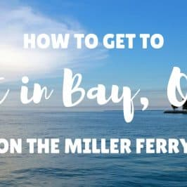 How to Get to Put in Bay Ohio – Miller Ferry