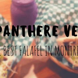 La Panthere Verte – Best Falafel in Montreal