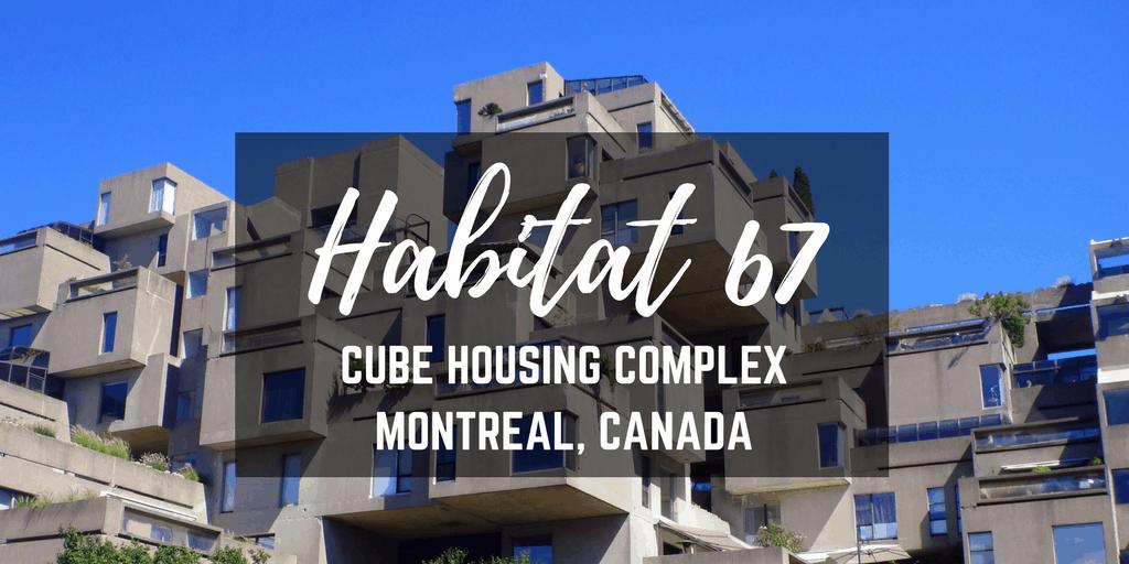habitat 67 in montreal cube housing complex justin. Black Bedroom Furniture Sets. Home Design Ideas