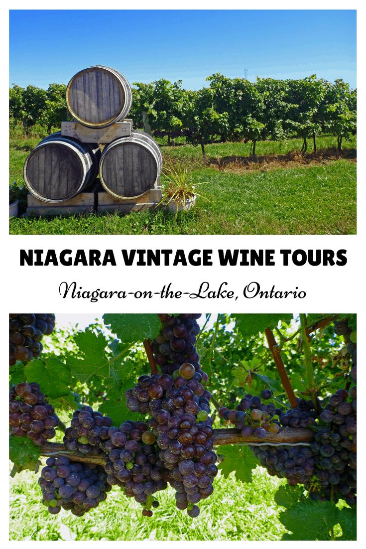 Niagara Vintage Wine Tours in Niagara on the Lake | Niagara on the Lake, Ontario, Canada | Niagara Wine Region | Wine Tour