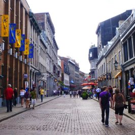 Montreal Trip – Vieux Montreal / Old Montreal and Old Port