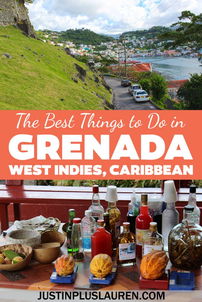 These are the best things to do in Grenada, a beautiful Caribbean island. Whether you're visiting Grenada from a cruise ship, planning to spend one day in Grenada, or taking a week long vacation there, here are unique and fun things to see and do while you're there.