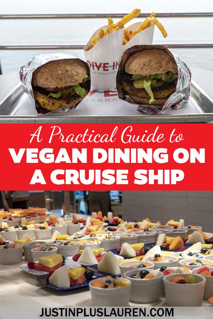 Wondering what it's like to find vegan food on a cruise ship? With this practical guide, it's easy to go vegan on a cruise. These are our helpful tips and insider information about the vegan food we ate on several cruises.