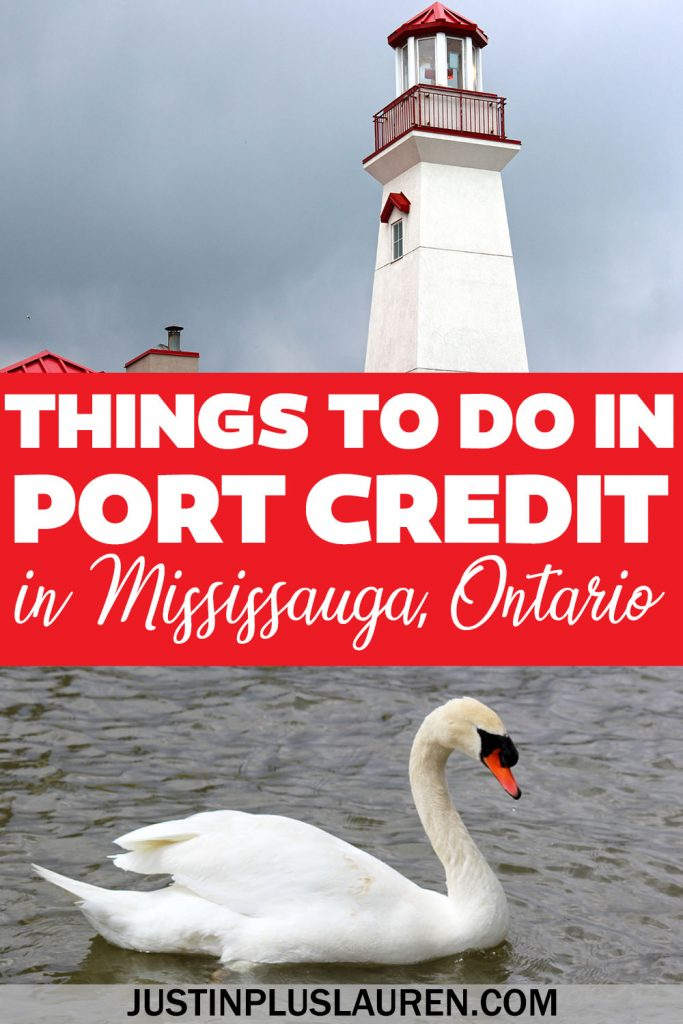 Here are the best things to do in Port Credit, a village by the lake in Mississauga, Ontario, Canada. There are lots of beautiful parks, trails, shops, restaurants, and exciting events. Let me show you what to see and do in Port Credit from a local's perspective (I live here!).