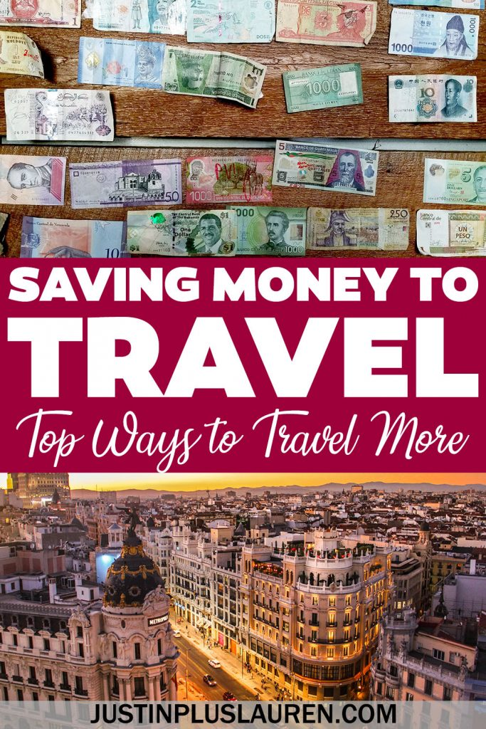 Looking for ways to save money to travel more? This practical guide will show you how to save money to travel more often. Budget for your dream trip!