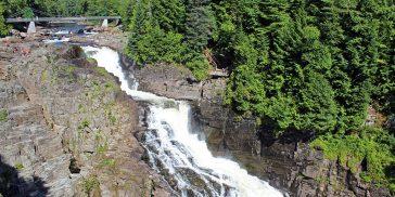 Canyon Ste-Anne Quebec