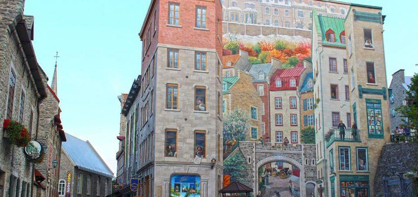 Street Art Quebec City
