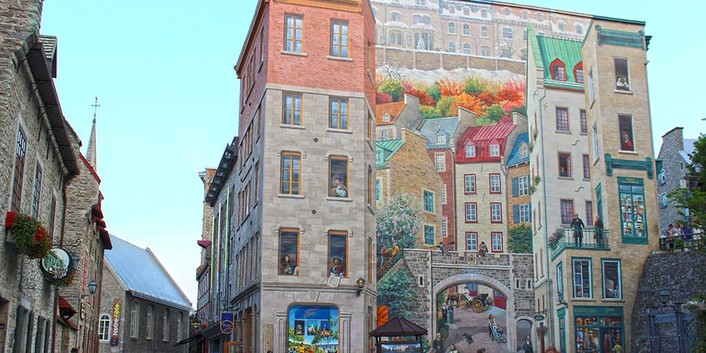 Street Art Quebec City