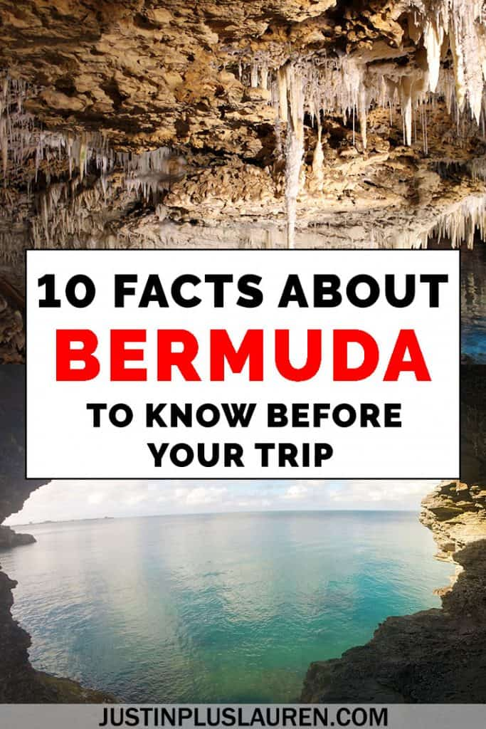 Top 10 Things We Learned About Bermuda: The Bermuda Facts You Need to Know Before You Visit