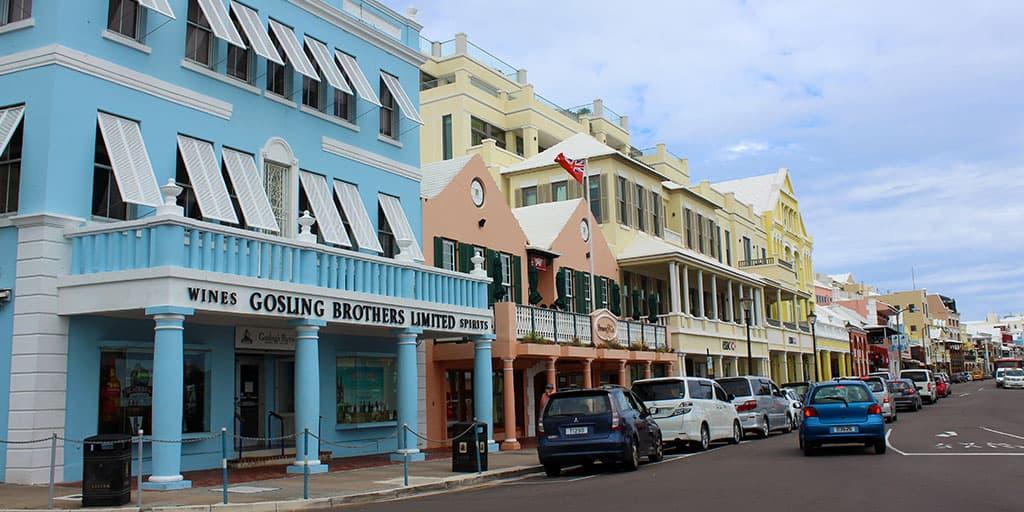 Bermuda Front Street