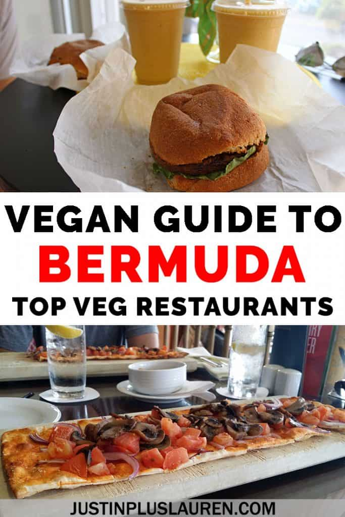 A guide to the top vegan restaurants in Bermuda! These are vegan, vegetarian, and veg-friendly / plant-based restaurants in Bermuda. There are eateries, juice shops, cafes, and more. #Bermuda #Vegan #Vegetarian #Restaurants #VeganTravel #VegTravel