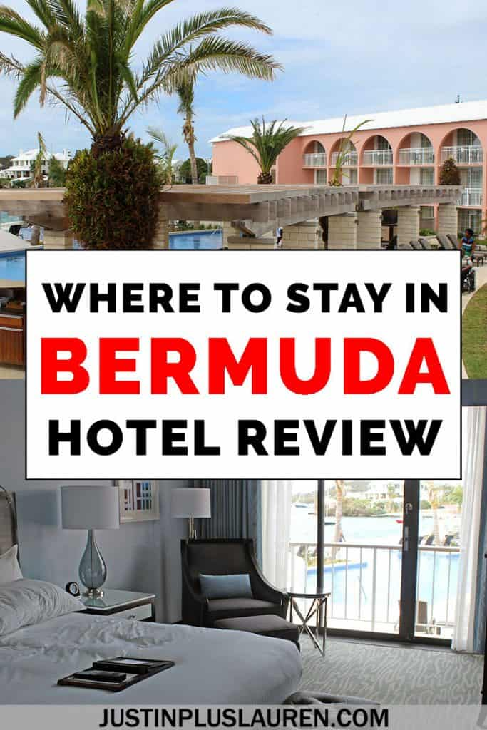 Where to Stay in Bermuda: Living in Luxury at the Pink Palace, Hamilton Princess and Beach Club
