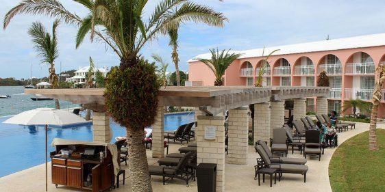 Where to stay in Bermuda: The Hamilton Princess and Beach Club