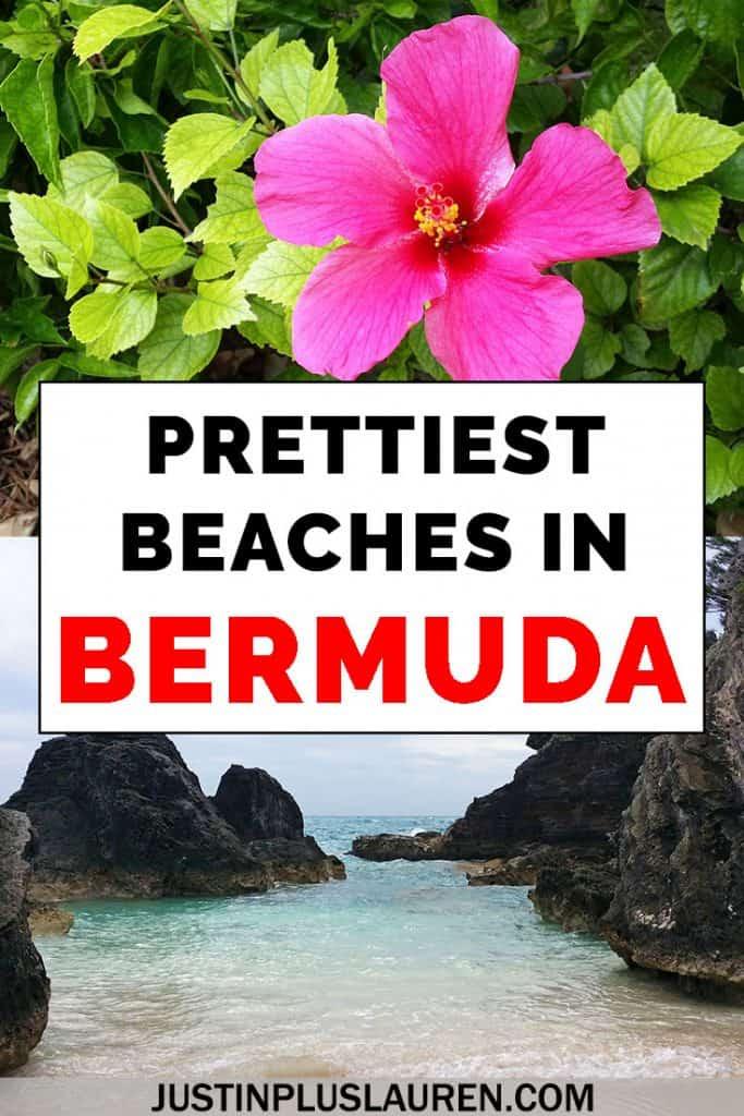 Best beaches in Bermuda - The prettiest Bermuda pink sand beaches