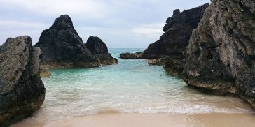 Best Beaches in Bermuda - Bermuda pink sand beaches at Horseshoe Bay Beach