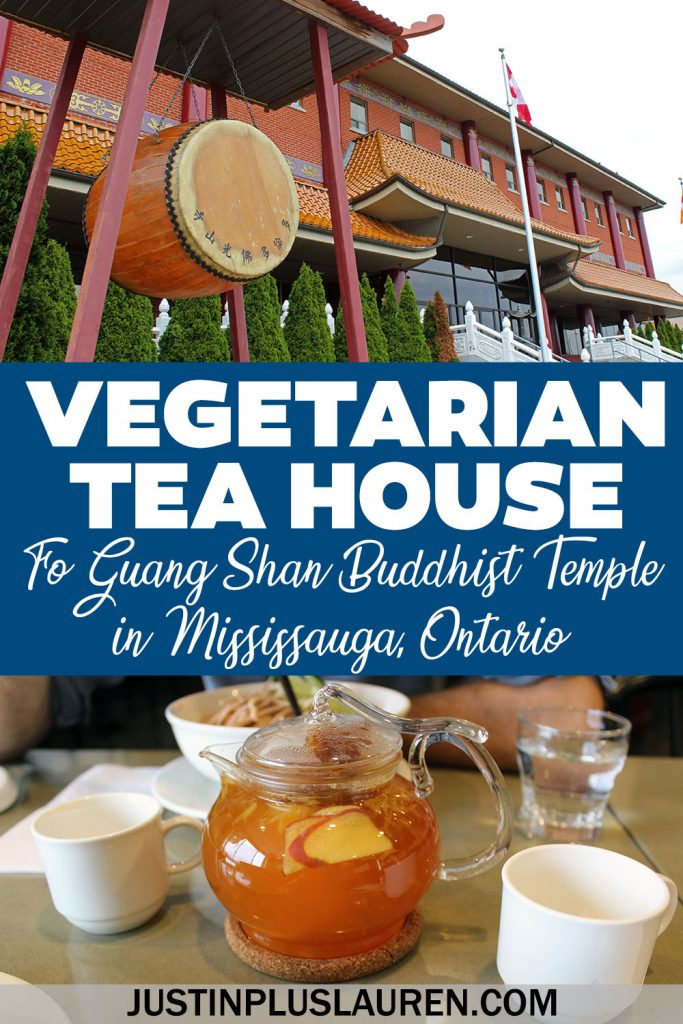 This vegetarian tea house inside a Buddhist temple in Mississauga, Ontario, is an absolute delight to visit. I provide some important information to know before you visit for a memorable dining experience.