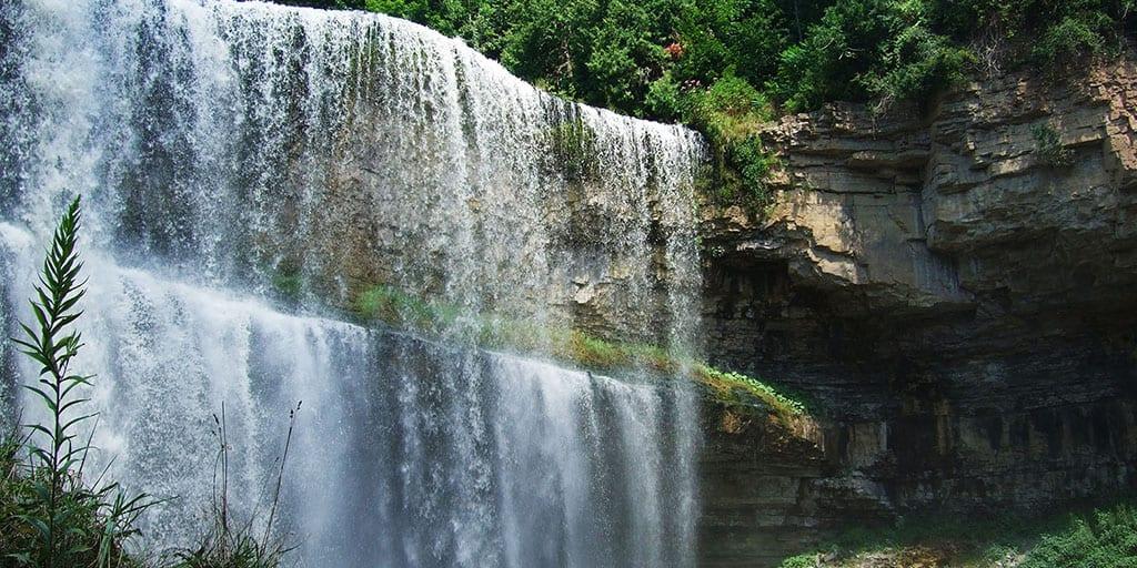 Websters Falls Hamilton
