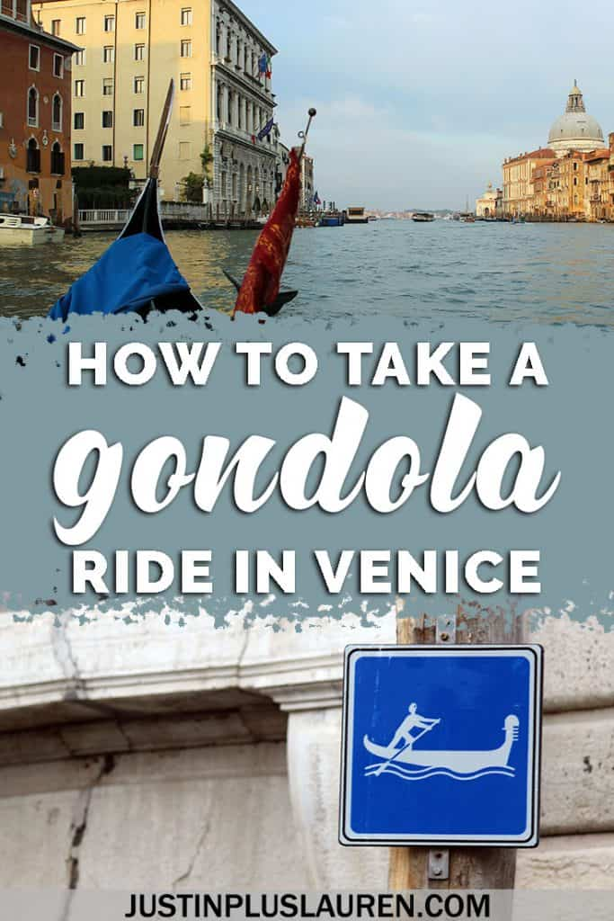 How to Take a Romantic Gondola Ride in Venice: Booking the Best Venice Gondola Tour #Travel #Venice #Italy #Gondola #Tour