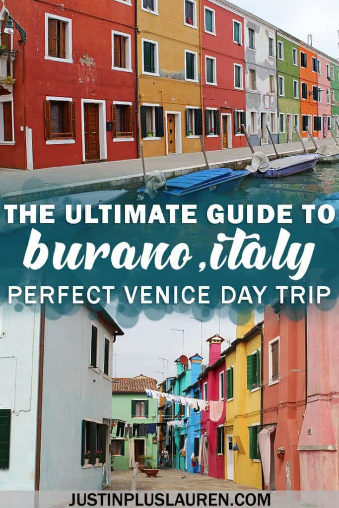 Burano Island in Venice: The Ultimate Guide to the Perfect Day Trip from Venice - #Burano #Venice #Italy #Travel #DayTrip #Guide #Itinerary